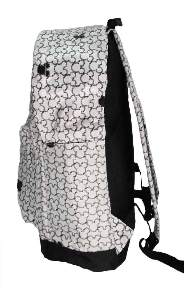 Disney Mickey Mouse Head Teen Backpack