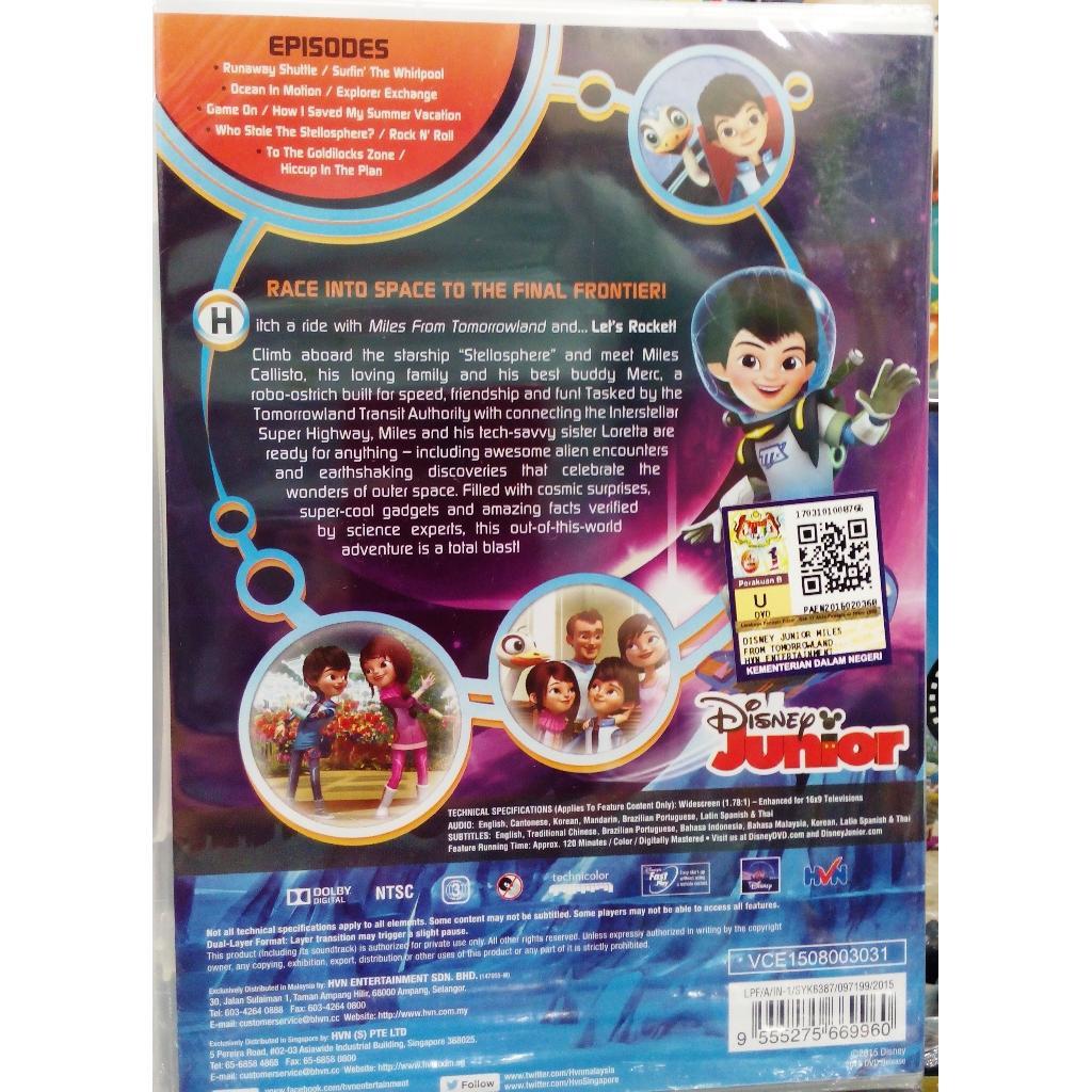 Disney Miles From Tomorrowland Anim End 4112021 1200 Am