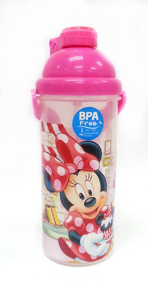 DISNEY MINNIE MOUSE 650ML WATER BOTTLE * BPA FREE * Genuine licensed