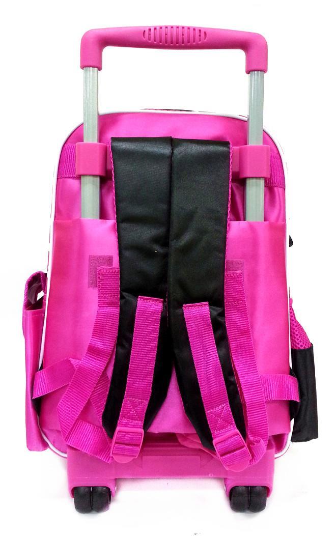 583ec5fcace DISNEY MINNIE MOUSE I LOVE MM SCHOOL TROLLEY BAG   W30xH40xD14(CM)