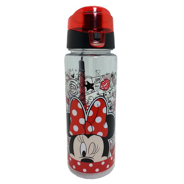DISNEY MINNIE MOUSE STYLE ICON 650ML TRITAN BOTTLE * BPA FREE