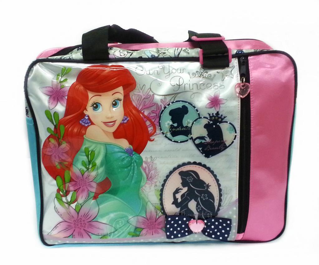 Disney Princess Ariel Tuition Bag W40xh32xd10 Cm