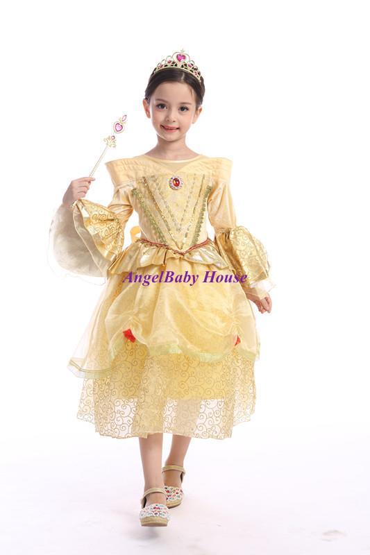 Disney Princess Belle Costume Dress End 8 27 2017 4 15 Pm