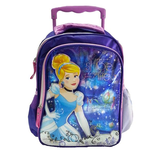 DISNEY PRINCESS CINDERELLA LIFE PRE-SCHOOL TROLLEY BAG