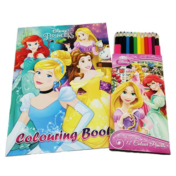 94 Princess Coloring Book I Best HD