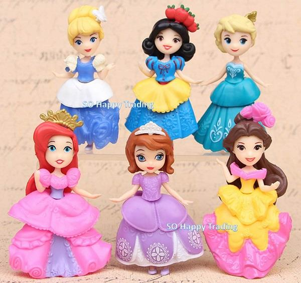 Disney Princess Figurine Set Cake end 1192018 815 PM