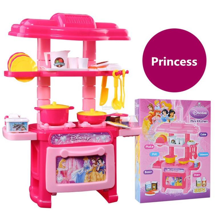 My Disney Kitchen: Disney Princess Mini Kitchen Cooking (end 6/26/2020 1:15 PM