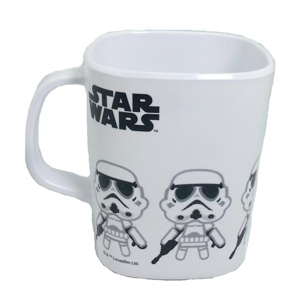 DISNEY STAR WARS 3 INCH SQUARE MUG