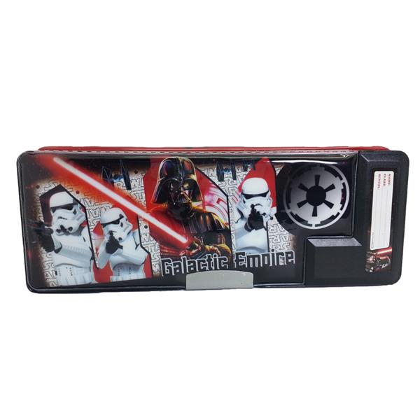 DISNEY STAR WARS GALATIC EMPIRE MAGNETIC PENCIL CASE