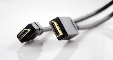 DisplayPort Male to HDMI Male Cable (1.5m)