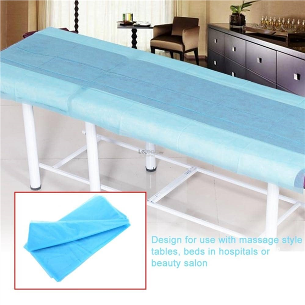 Disposable Bed Sheets - Non-Woven Material