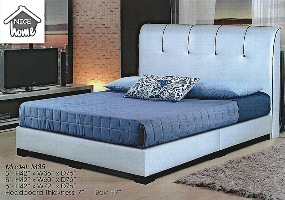 DIVAN BED QUEEN SIZE MODEL M 35 RM499