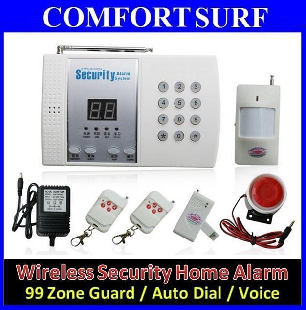New Diy 99 Zone Pstn Wireless Burgla End 8 29 2020 7 40 Pm