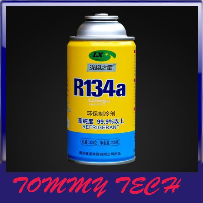 DIY AC System CAR AIRCON GAS refill tools R134A refrigerant