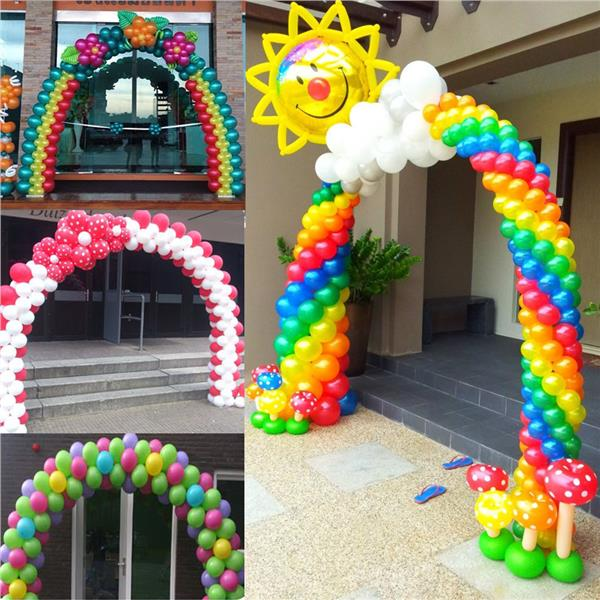 Diy balloon stand do it your self