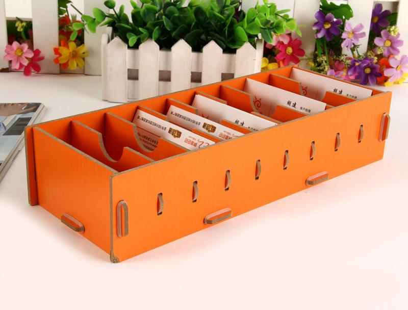 Diy business card box holder storage end 8272019 415 am reheart