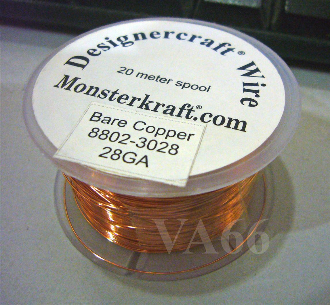 Colored Craft Wire 24 Gauge - Dolgular.com