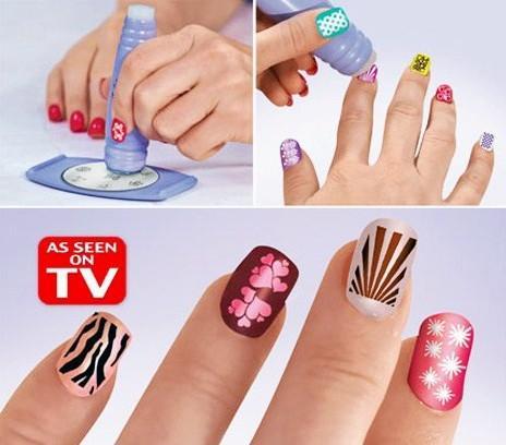 Diy Decorate Nail Art Stamping Kit End 3182019 1143 Pm