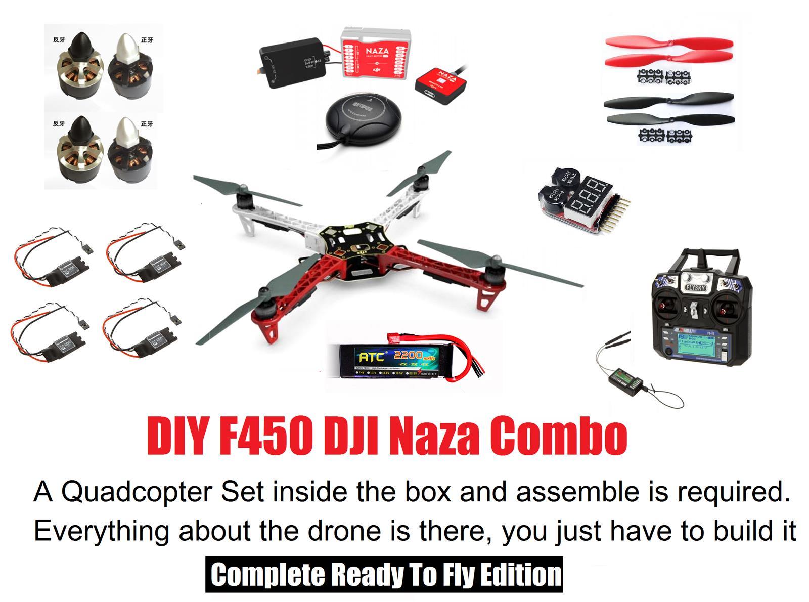 Diy drone f450 quadcopter with dji end 3122019 1207 am diy drone f450 quadcopter with dji naza gps system complete combo solutioingenieria Gallery