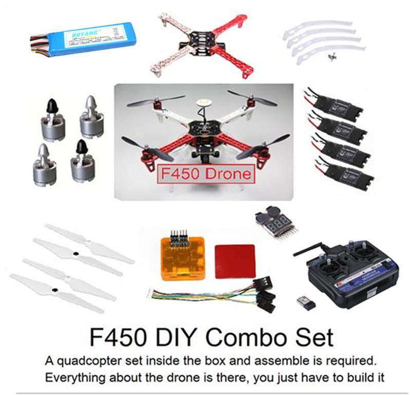 Diy f450 quadcopter combo diy set d end 5222019 1115 am diy f450 quadcopter combo diy set drone rtf solutioingenieria Image collections
