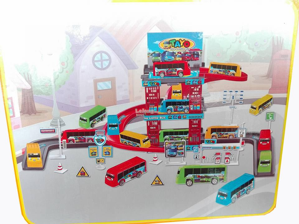Diy Game Tayo The Little Bus Track End 2 11 2018 12 15 Pm