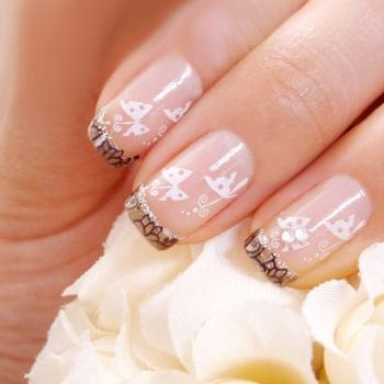 DIY Mini Stamping Nail Art Kit 13119