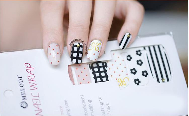 Diy Nail Stickers 1pc Design 1009 End 422019 115 Pm