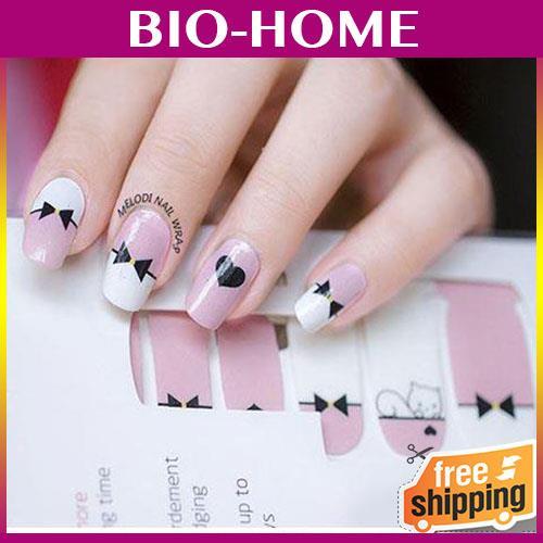 Diy nail stickers design 1004 fashio end 7312016 515 am diy nail stickers design 1004 fashion self pedicure manicure polish prinsesfo Images