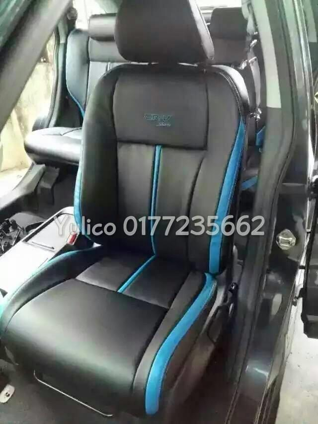 DIY PVC PU LEATHER Car Seat Cover Cushion For Toyota Wish