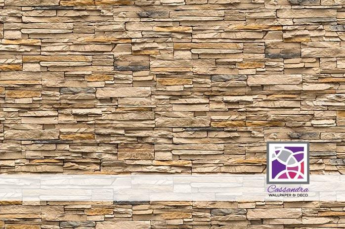 DIY Wallpaper With Brick Outdoor Modern Not Sticker