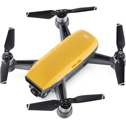 DJI DRONE,SPARK Fly More Combo (EU) Sunrise Yellow (DJI-6958265149283)