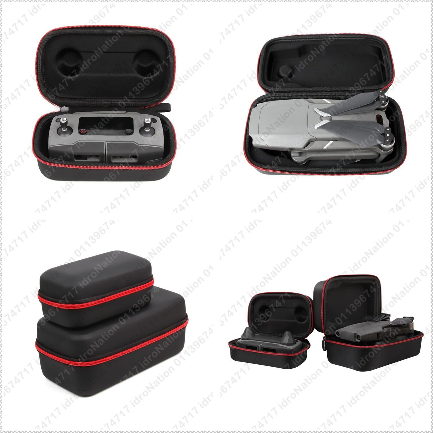 DJI Mavic 2 Pro Zoom Case Portable Carrying Box Storage Bag Remote