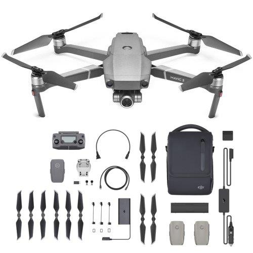 DJI Mavic 2 Zoom Fly More Combo Kit Drone