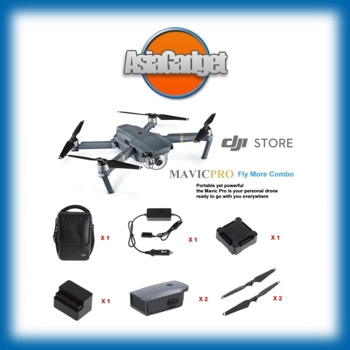 1fe52a7b22b DJI Mavic Pro Fly More Combo (DJI Ma (end 3/17/2020 3:02 PM)