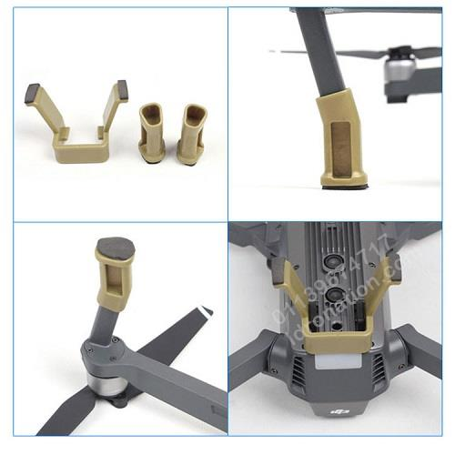 DJI Mavic Pro Leg Height Extender Landing Gear