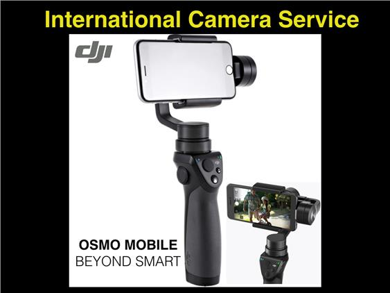 DJI Osmo Mobile Gimbal Stabilizer For Smartphones IPhoneHuaweiOppo