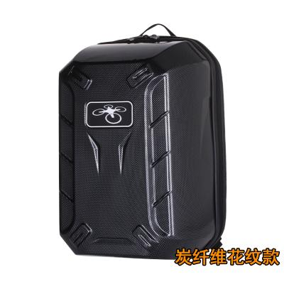 Dji Phantom 4 Phantom 3 Logo hardshell Carbon Backpack Bag