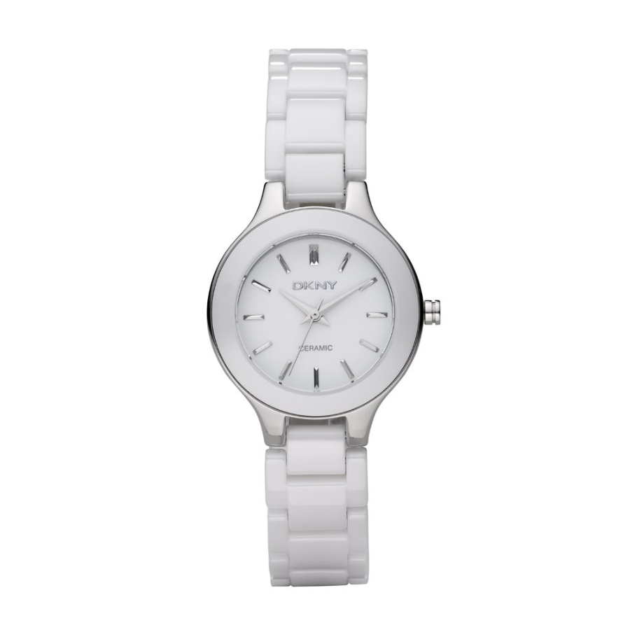 white watches womens ladies leather beige hald skagen dial watch