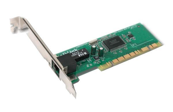 Dlink 10/100Mbps Ethernet PCI Card for PC, DFE-520TX