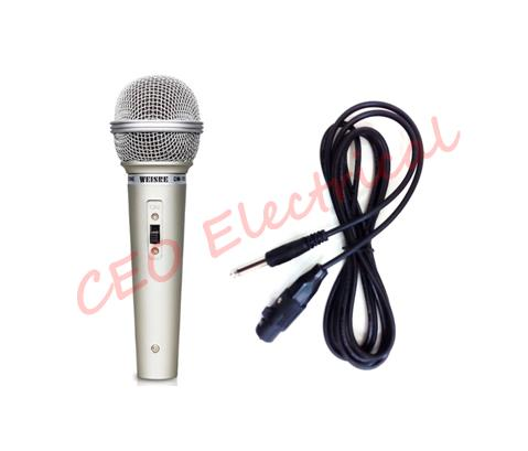 DM-701 WEISRE DYNAMIC MICROPHONE