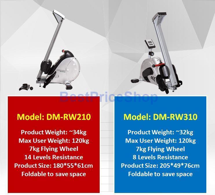 Dmfitness Gym Grade Rowing Machine Ca End 3 4 2021 3 13 Pm