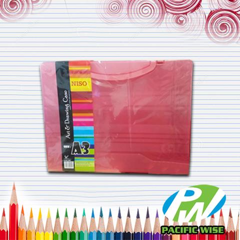 DOCUMENT CASE 50MM A3 SIZE - NISO