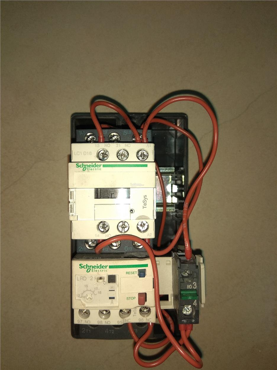 Dol Enclosed Motor Starter Tesys Le  End 9  11  2018 12 15 Pm