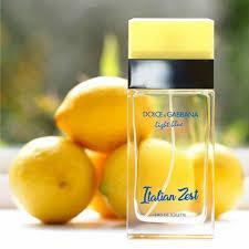 Gabbana Ml Blue Italian Light 100 Perfume Dolceamp; Zest K1JclF