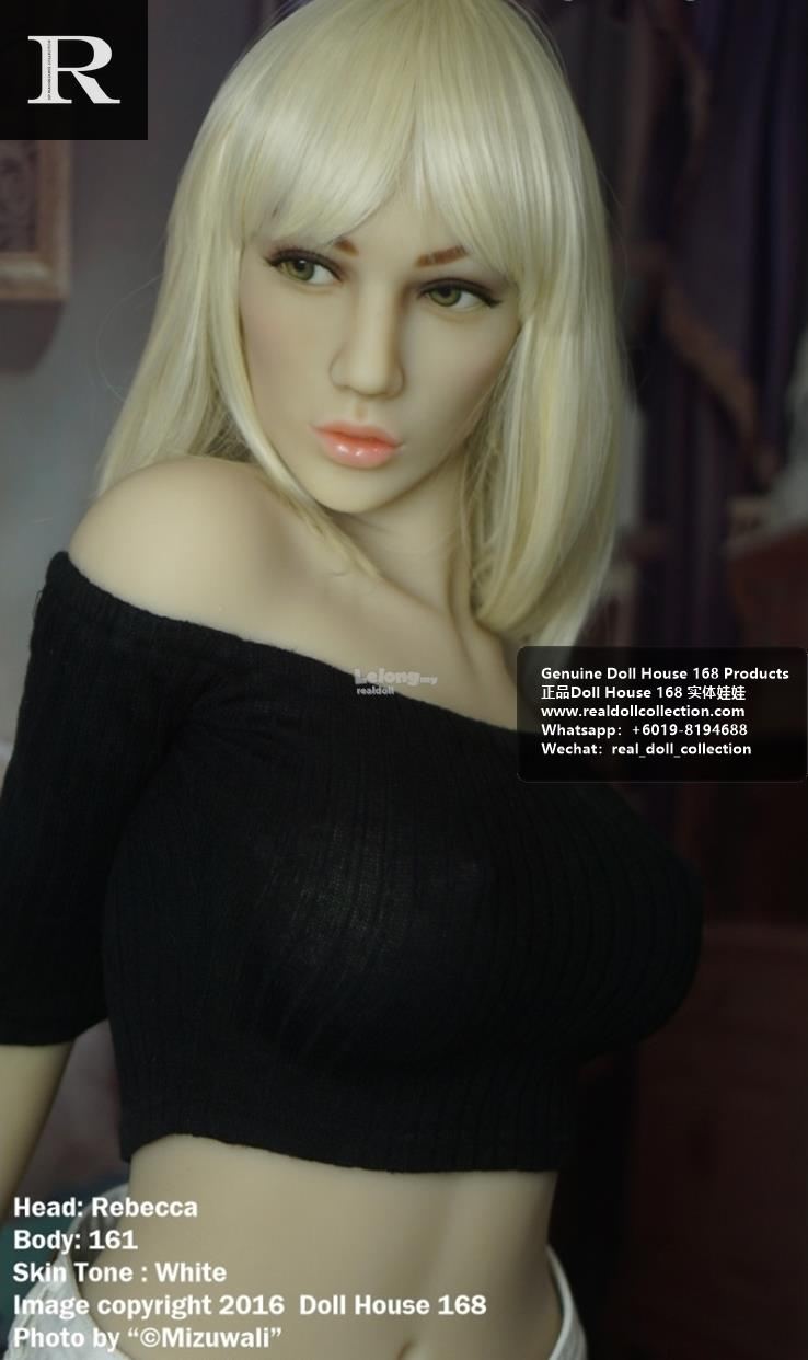 Doll House 168 TPE 146CM Sex Doll Display Mannequin REBECCA