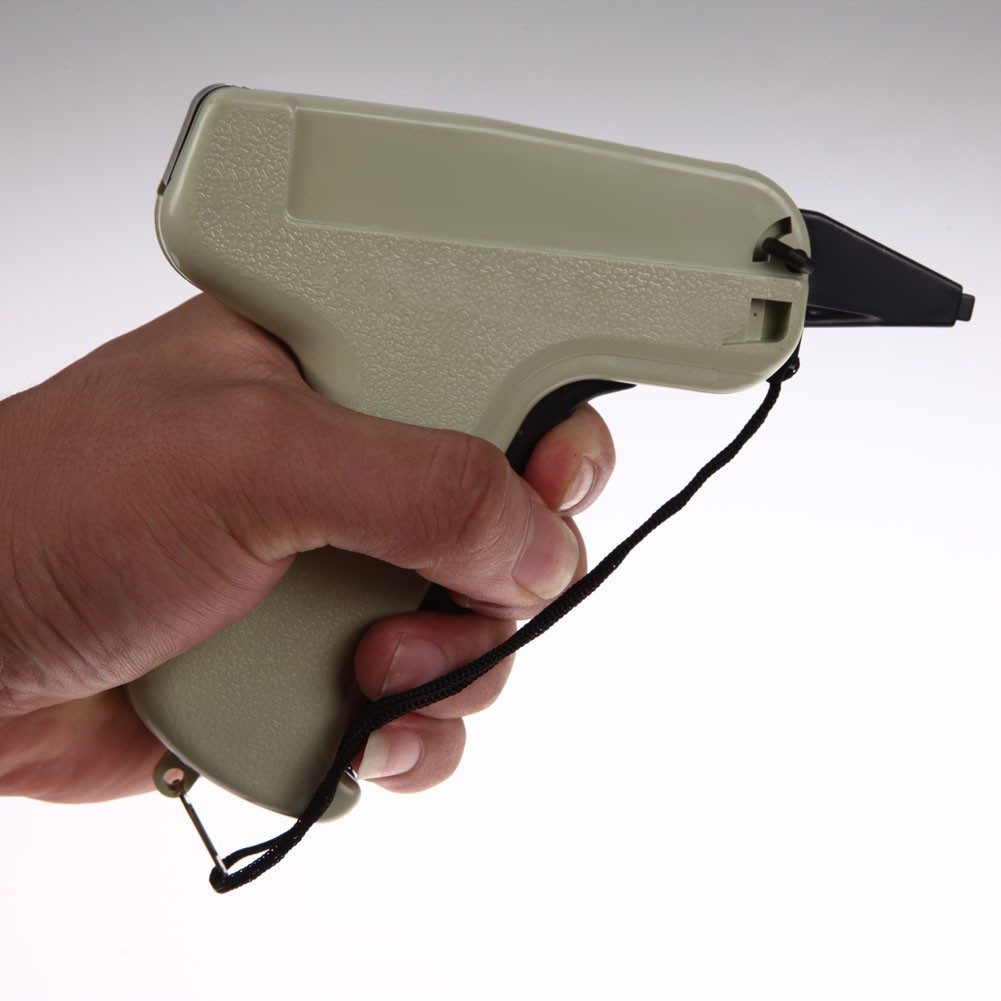 Dom Clothes Garment Price Label Tagging Tag Gun 3inch 1000 Barbs + 5 N