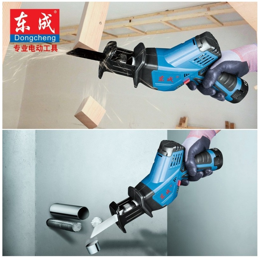 Dongcheng DCJF15A Cordless Sabre Saw