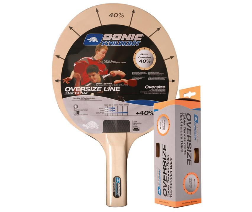 298ce9670f Donic Table Tennis Ping Pong Oversiz (end 3 22 2020 3 15 PM)