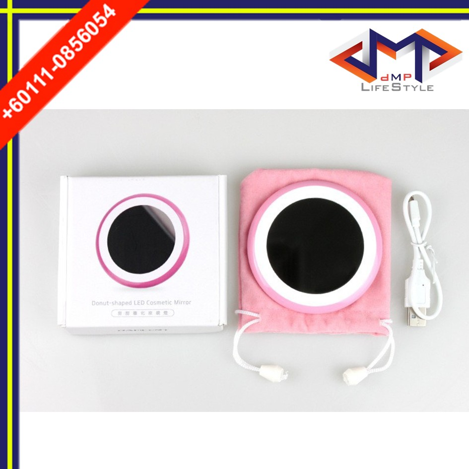 Donut Led Light Makeup Mirror End 4 27 2021 12 00 Am