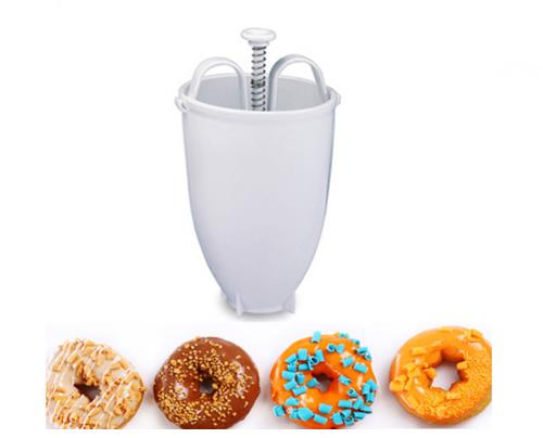 DONUT MAKER AND DISPENSER